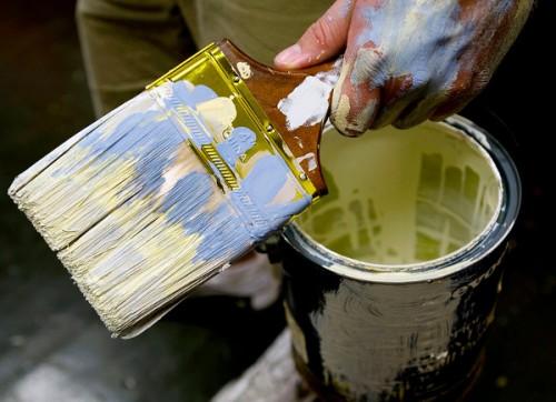 Te mudas pintas y despu s c mo remueves pintura seca de tus brochas mudanzas ajusco - Brochas pintura ...